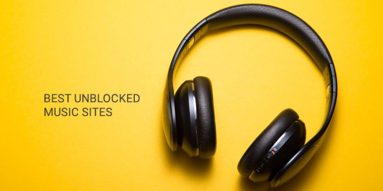 Best unblocked music sites featured image