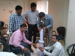 Motivational activity: Bajaj Allianz in Kolhapur