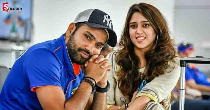 Rohit Sharma Scared his Wife