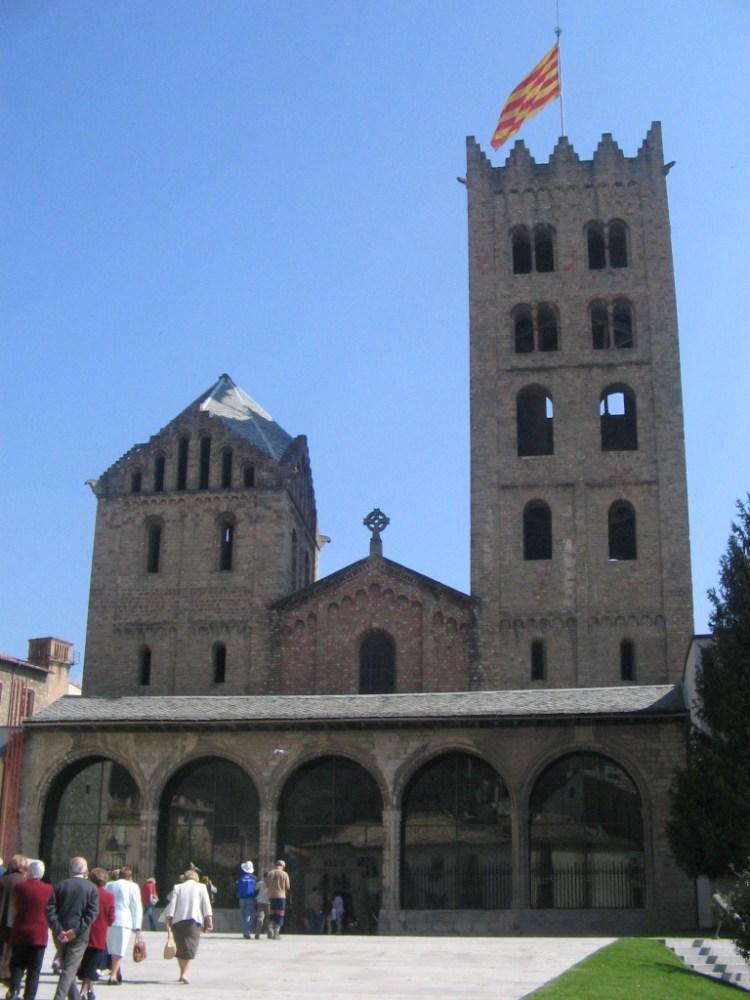 A arquitetura românica (4/6)