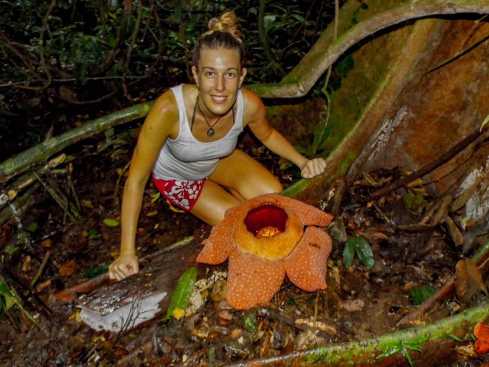 sobre mí - sumatra con marta