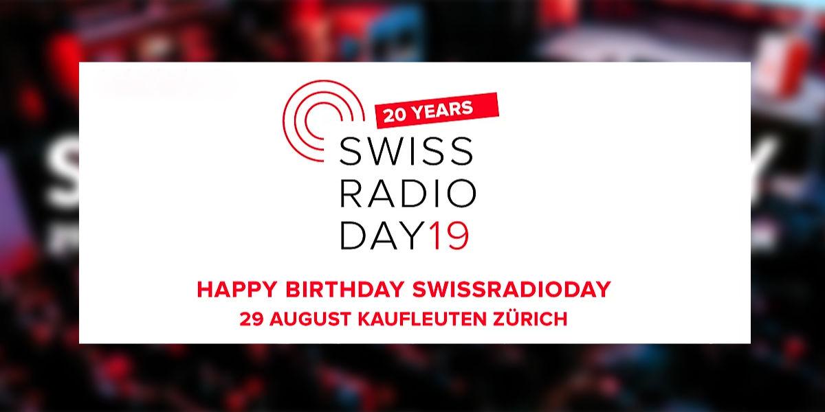 SwissRadioDay 2019
