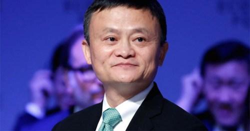 Absennya Jack Ma Yang Mencolok Pengusaha Teknologi China Alibaba