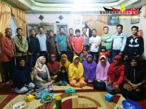Perantau Talamau Bukittinggi Berikan Dukungan Kepada Drs. Hasril, AS Untuk Menjadi Wali Nagari Talu