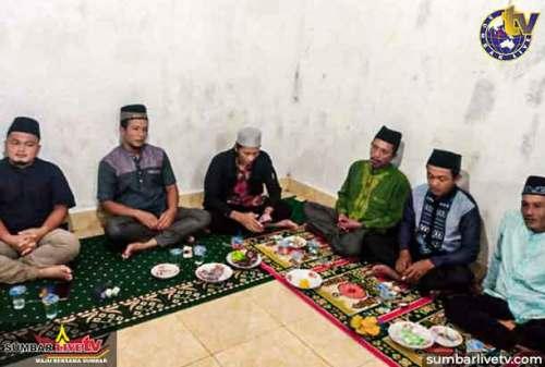 Pemerintah nagari Taratak Tinggi Adakan Isra' Mi'raj di Masjid Al Munawwarah