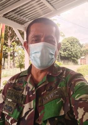 Danramil Bungus Kapten Azwar Bantah Dugaan Anggotanya Bantu Depcollector dan Minta Diklarifikasi