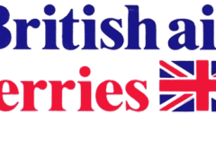 British Air Ferries Logo