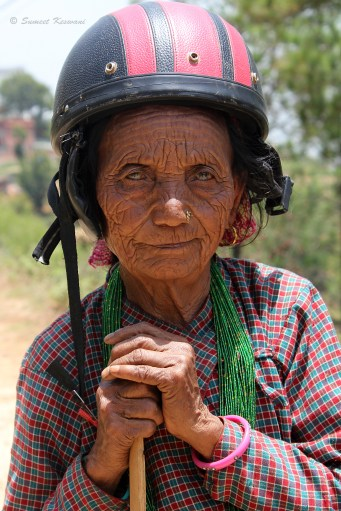 The Nepalese ran out of everything but compassion