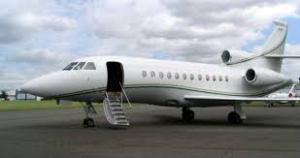 Mukesh Ambani: Falcon 900EX