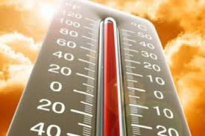 Temperature Touching its Peak