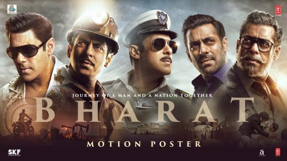 booking tickets for Bharat