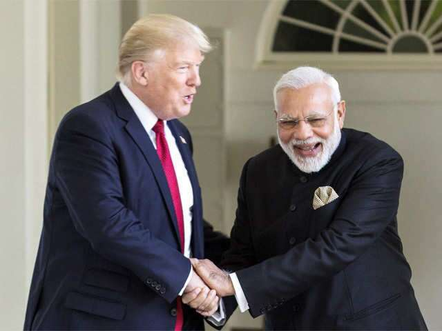 """India has had a """"field day"""" imposing tariffs on the America products. Which is no longer acceptable to US."""