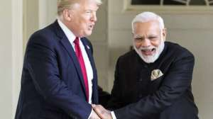 "India has had a ""field day"" imposing tariffs on the America products. Which is no longer acceptable to US."