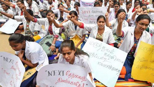 Delhi Doctors Strike NMC