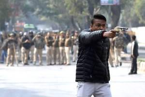 shaheen bagh gunman