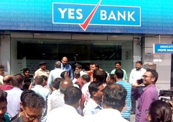 yes bank story