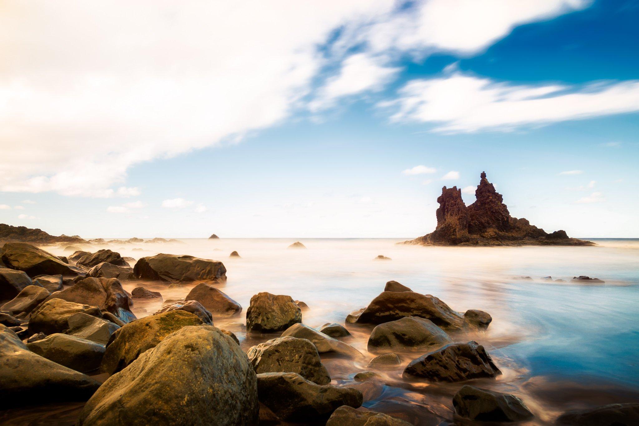 Plaża Benijo na Teneryfie – rajski dzień