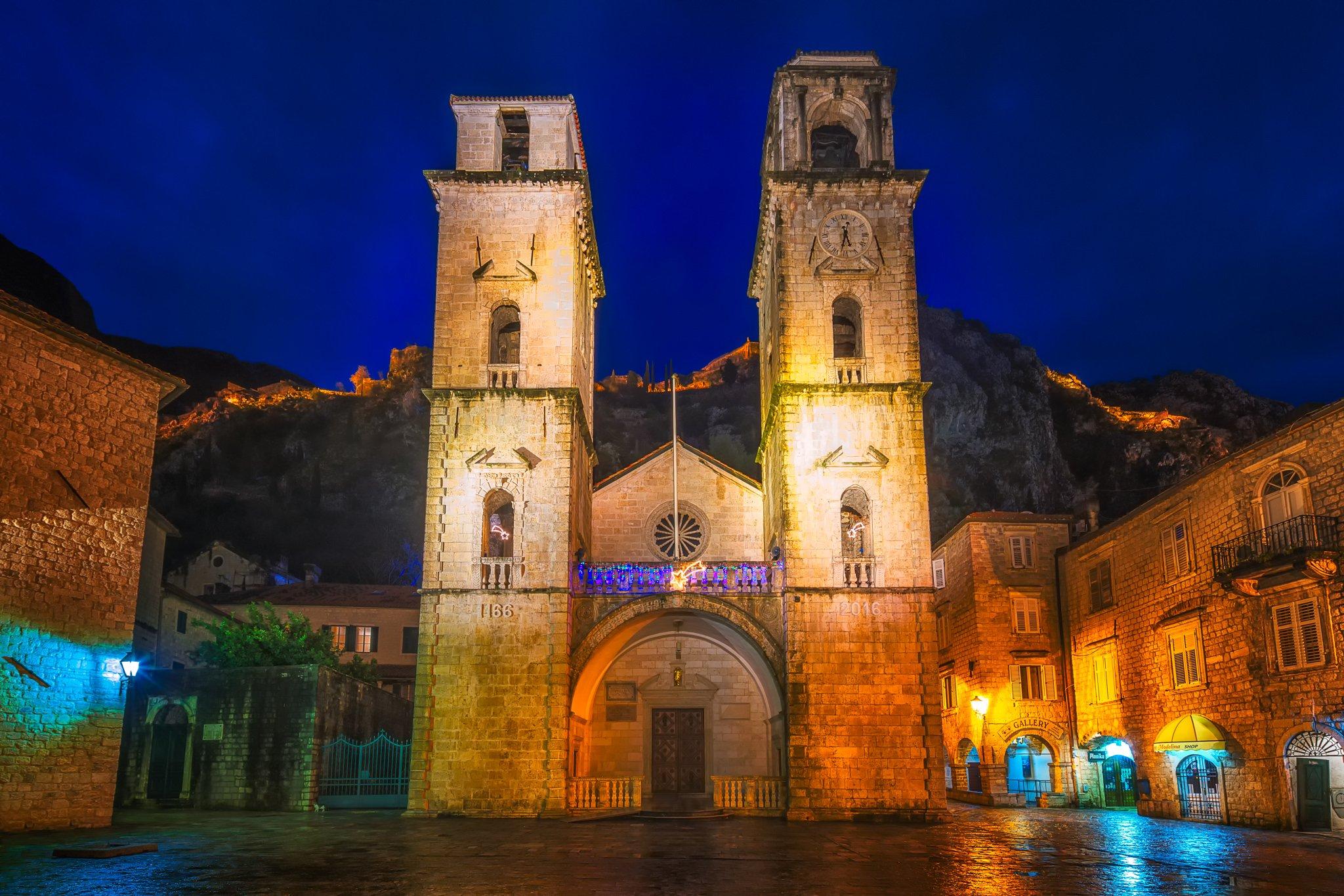 Katedra św. Tryfona | Kotor, Czarnogóra