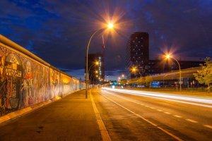 Berliner Mauer – Mur berliński | Niemcy