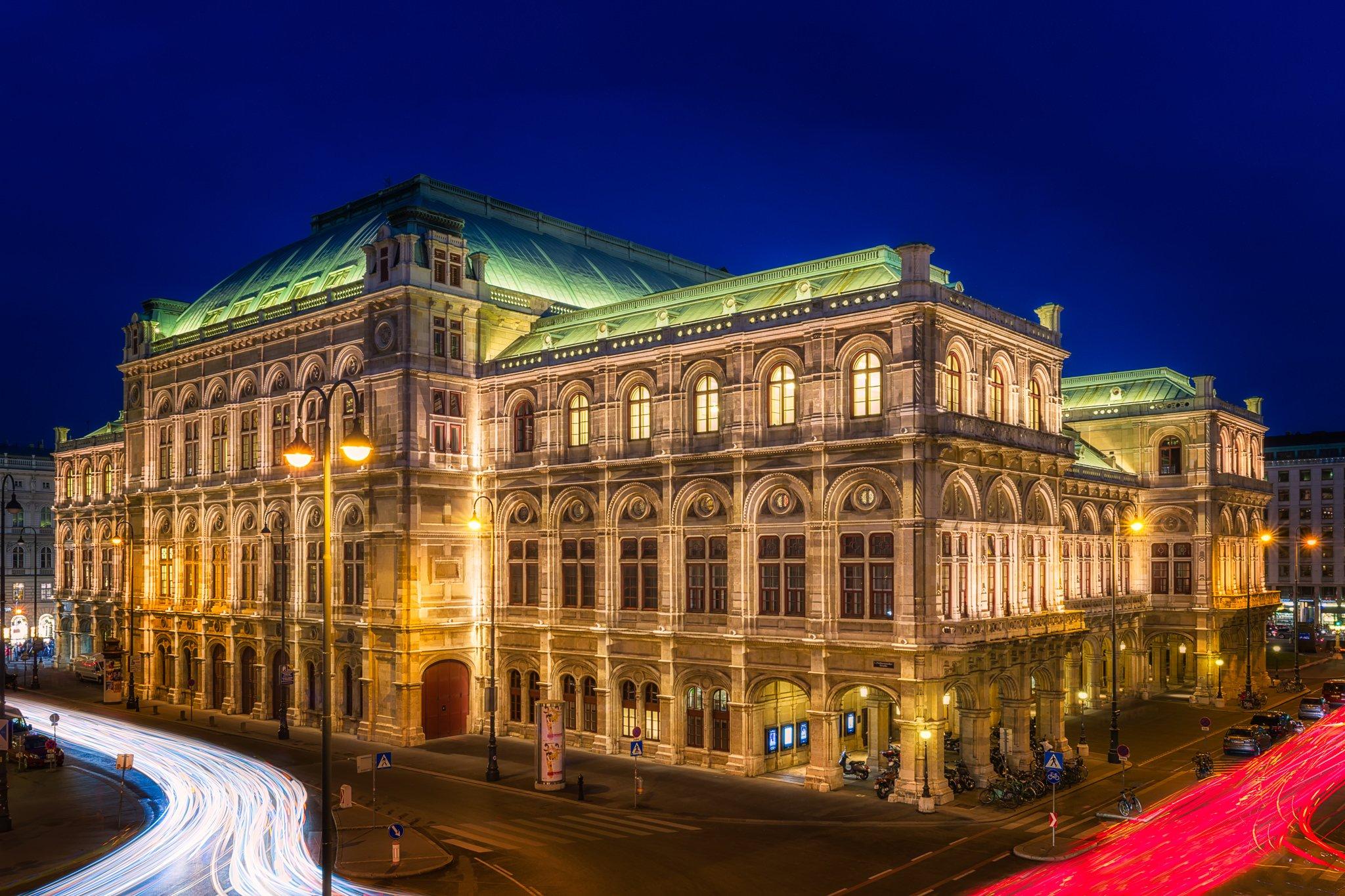 Wiedeńska Opera Państwowa   Austria