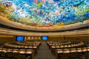 Pokój Narodów Zjednoczonych ds. Praw Człowieka | Genewa, Szwajcaria