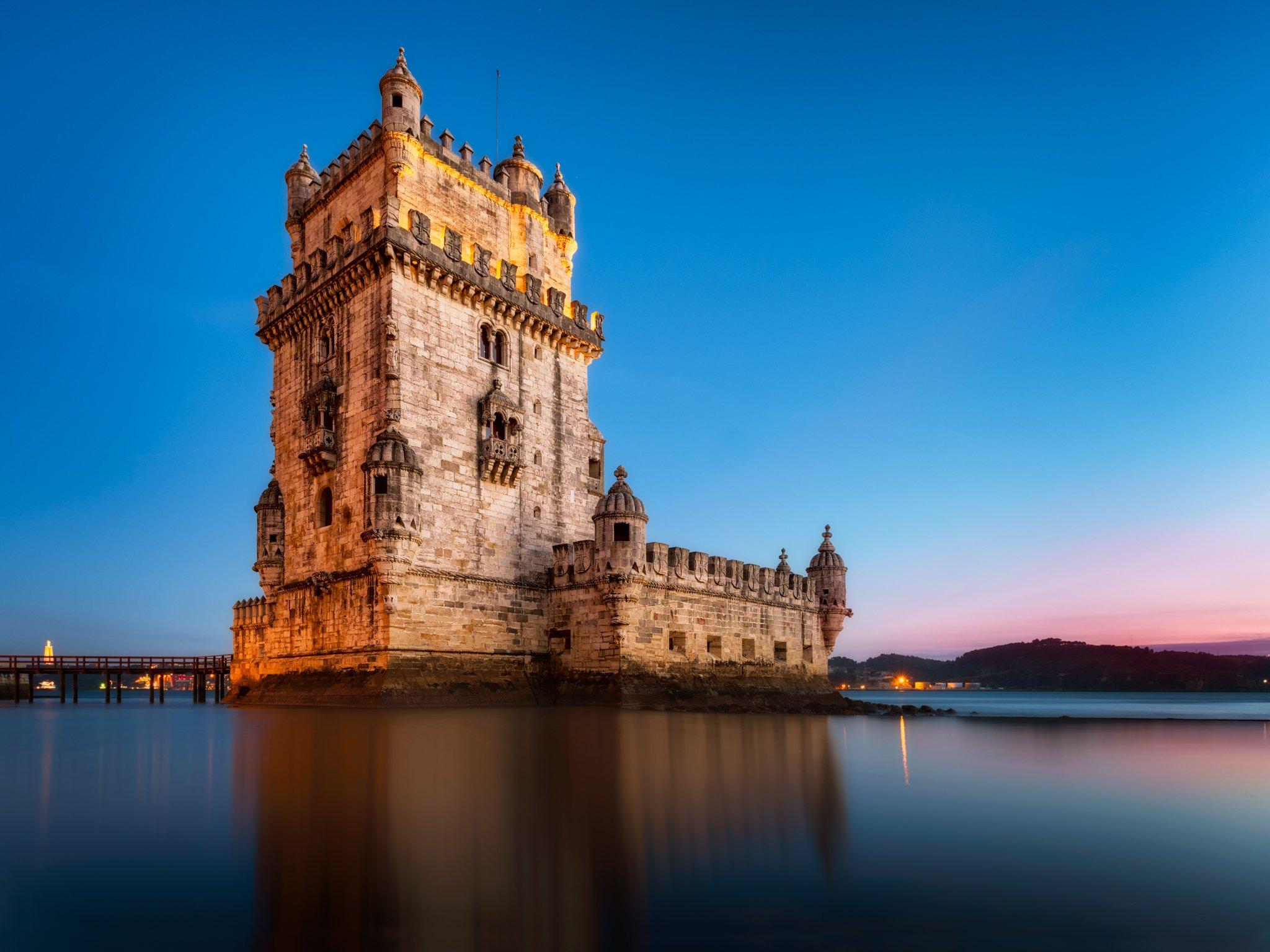 Wieża Belém | Lizbona, Portugalia