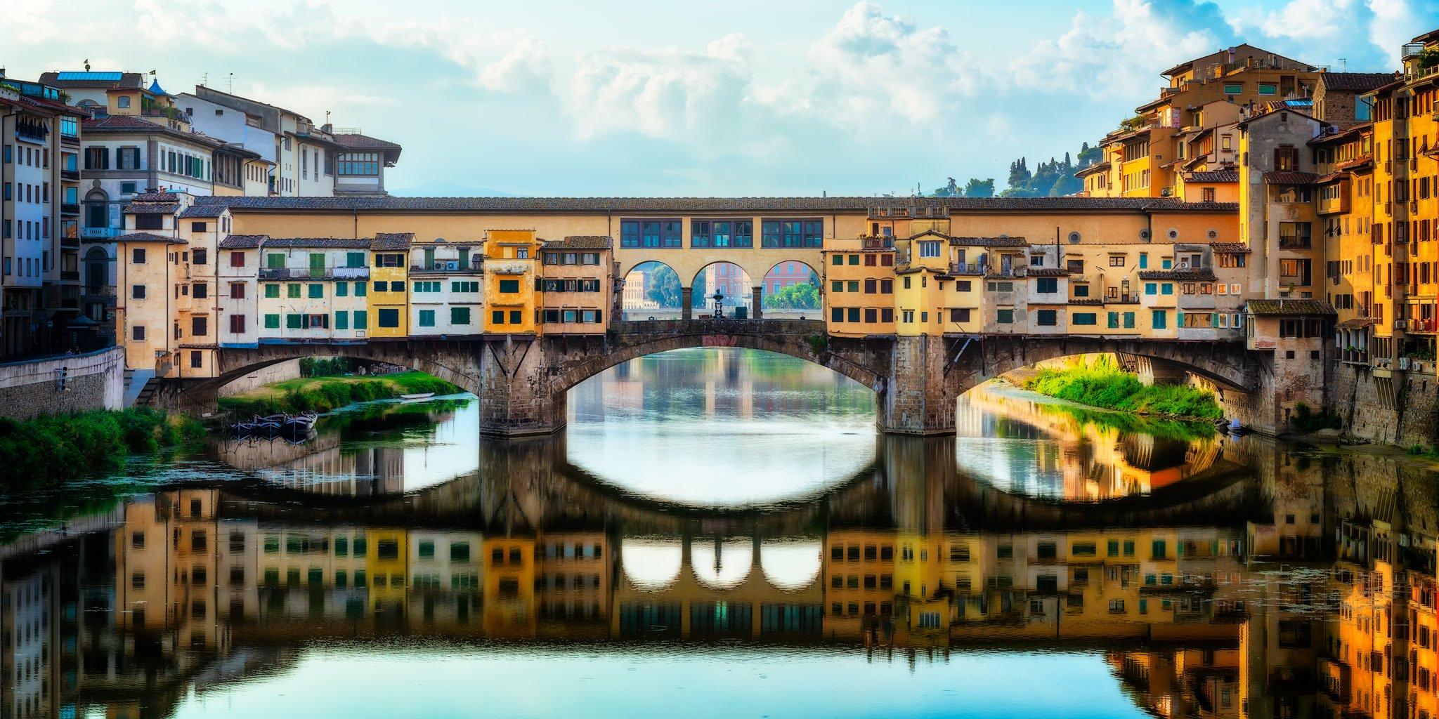 Ponte Vecchio | Florencja, Włochy