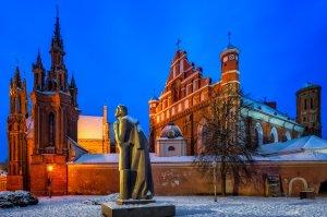 Kościół św Anny | Wilno, Litwa