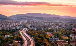 Panorama górska | Sofia, Bułgaria