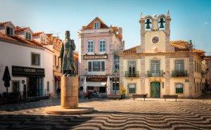 Plac 5 października | Cascais, Portugalia