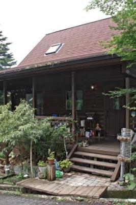 兵庫県宍粟市の別荘&田舎物件 BESS社施工ログハウス 800万円