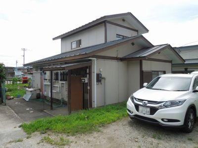 山形県長井市の別荘&田舎物件 4LDK 580万円