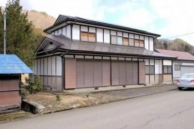 福島県会津美里町 豊かな自然と文化の中で暮らす古民家 530万円