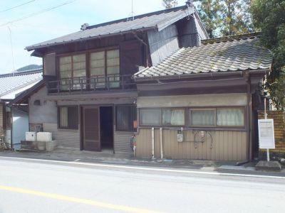 愛知県東栄町 渓流を望む旧旅籠の古民家 158万円
