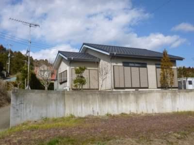 茨城県鉾田市の別荘&田舎物件 ゆったり3LDKの平屋 780万円