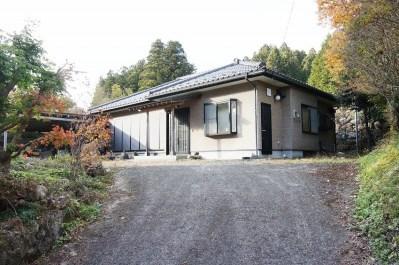 栃木県鹿沼市の別荘&田舎物件 のどかな高台に建つ3DKの平屋 480万円