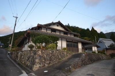 京都府京丹波町の別荘&田舎物件 静かで見晴らしのよい古民家 680万円