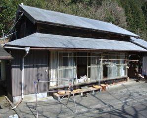 静岡県島田市 庭付き平屋 空き家バンク物件 200万円