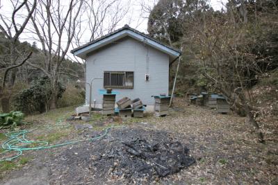 千葉県いすみ市の別荘&田舎物件 1K+土間 山裾の隠れ家物件 600万円