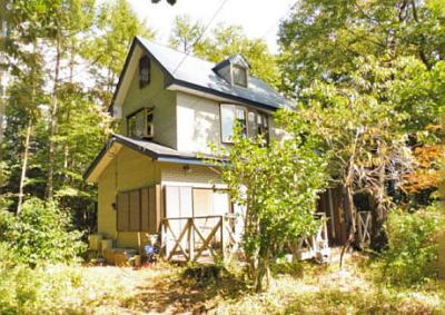 栃木県那須町の別荘&田舎物件 中古別荘 2LDK 800万円
