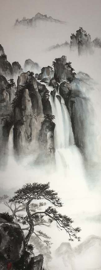 "Carla Jaranson ""Mystic Mountain Pine"""