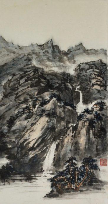 "Carole Yee ""High Mountain Village"""