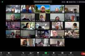 Chapter Zoom Meeting 9-26-20