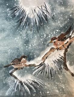 Charlene Fuhrman-Schulz - Birds