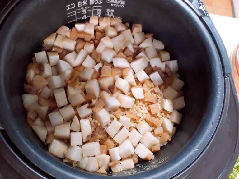 saba_rice rice cooker