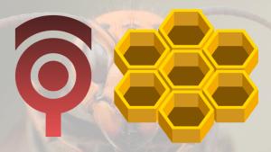 蜂の巣アイコンの作り方 #019