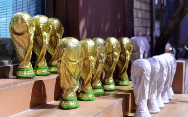 cup vàng worl cup tên gọi là gì
