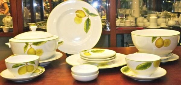 bát đĩa nhà hàng giá rẻ tại Sóc Trăng