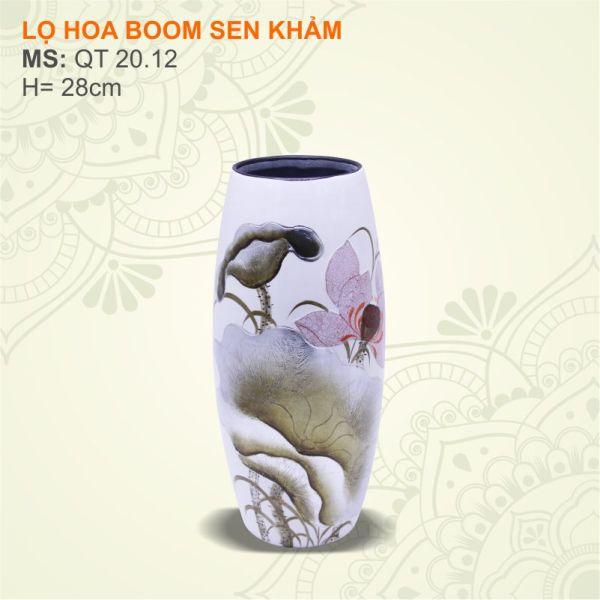 Lọ hoa bát tràng đẹp mua ở đâu, giá bán bao nhiêu tiền tại tphcm và hà nội ?