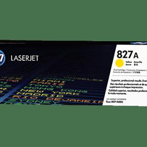 Toner HP 827A CF302A Amarillo Original